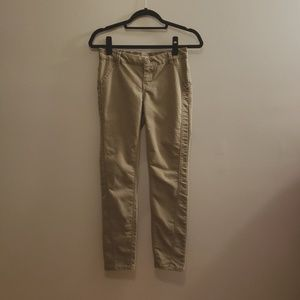 EUC Mossimo Ankle Denim Leggings size 5